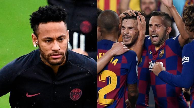 Neymar,-Barcelona, PSG