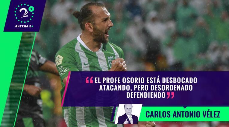 Palabras Mayores - Atlético Nacional