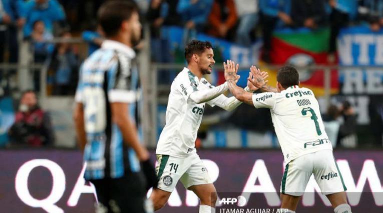 Palmeiras ganó