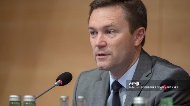 DavidLappartient, presidente de la UCI
