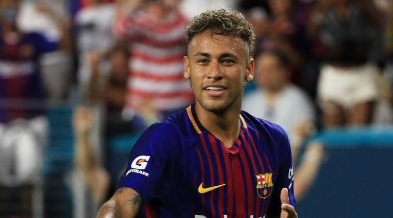 PSG, Barcelona, Neymar