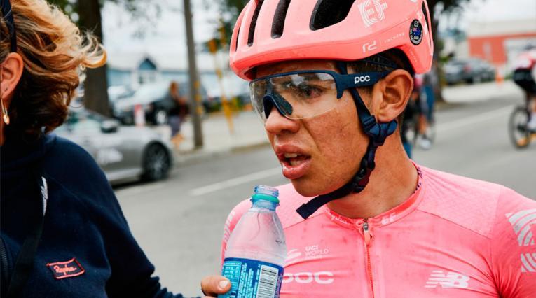Sergio Higuita, Tour de California