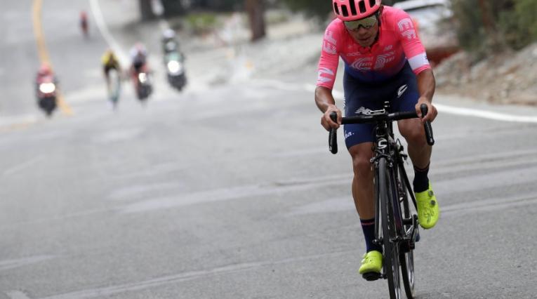 Sergio Higuita, ciclista colombiano