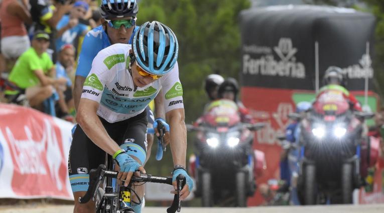 Miguel Ángel López - Vuelta a España 2019