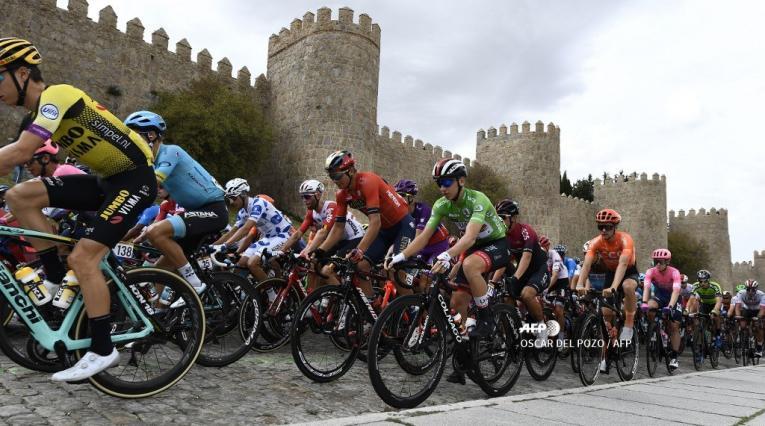 Vuelta a España - Etapa 19