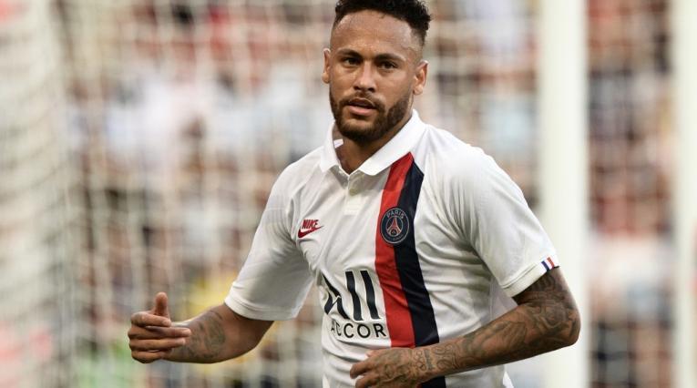 Neymar, PAris Saint Germain