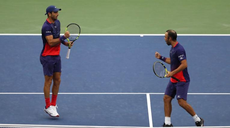 Cabal, Farah, Us Open