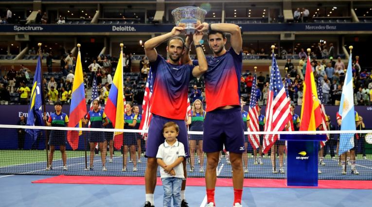 Juan Sebastián Cabal-Robert Farah, final Us Open 2019