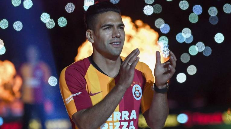 Falcao García en Galatasaray