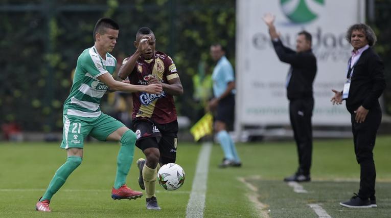 La Equidad vs Deportes Tolima 2019
