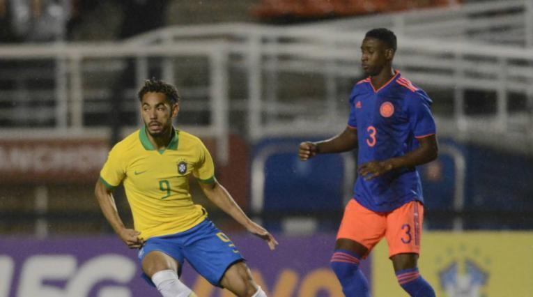 Colombia Vs. Brasil sub 23