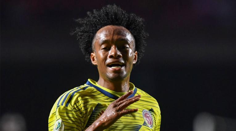 Selección Colombia, Juan Guillermo Cuadrado