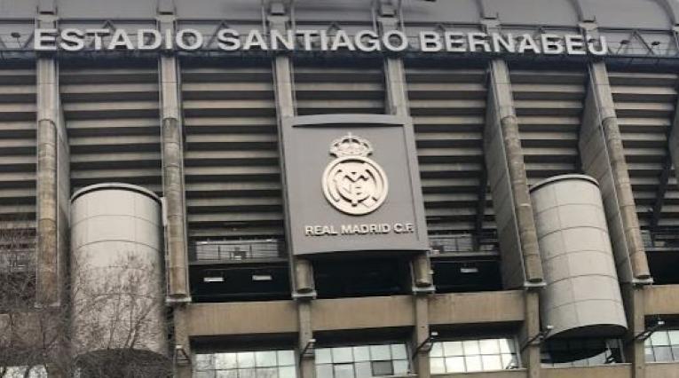 Real madrid estadio santiago bernabeu