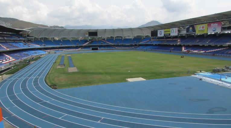 Estadio Pascual Guerrero de Cali
