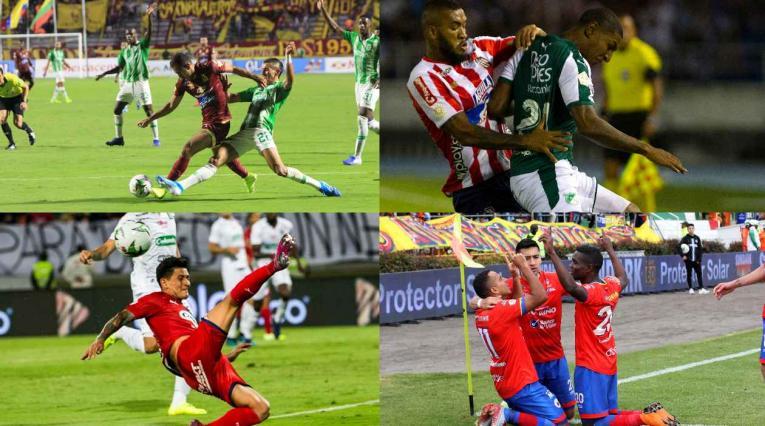 Copa Águila semifinales
