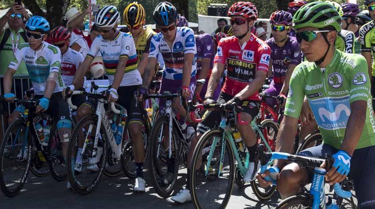 Vuelta a España - favoritos al título