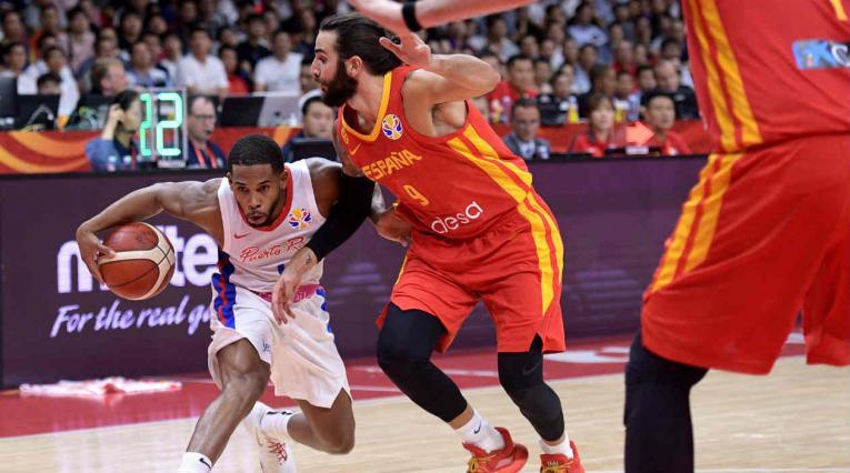 España en el Mundial de Baloncesto