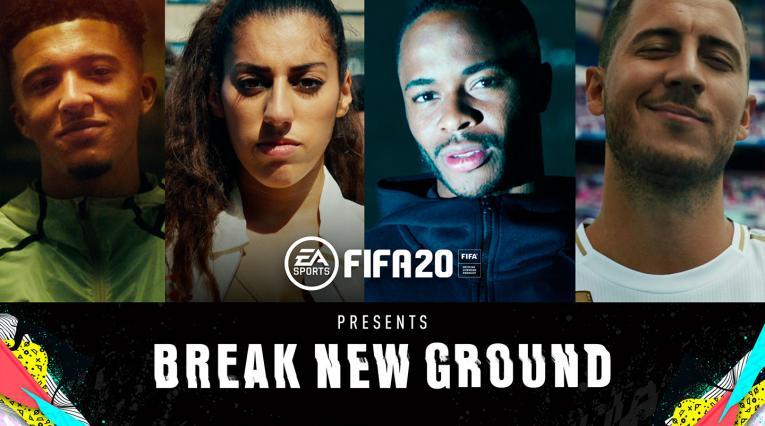 FIFA 20 trae un modo de fútbol callejero