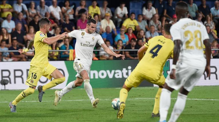 Gareth Bale, Real Madrid, Villarreal