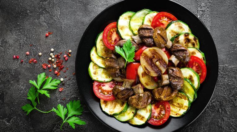 Verduras - Alimentos