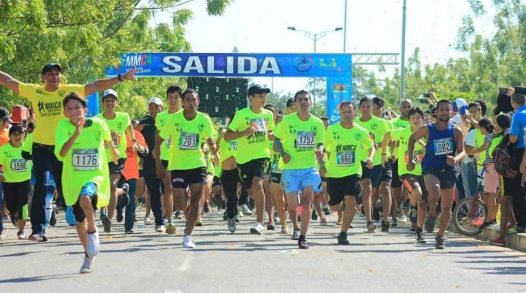 Media Maratón de Arauca