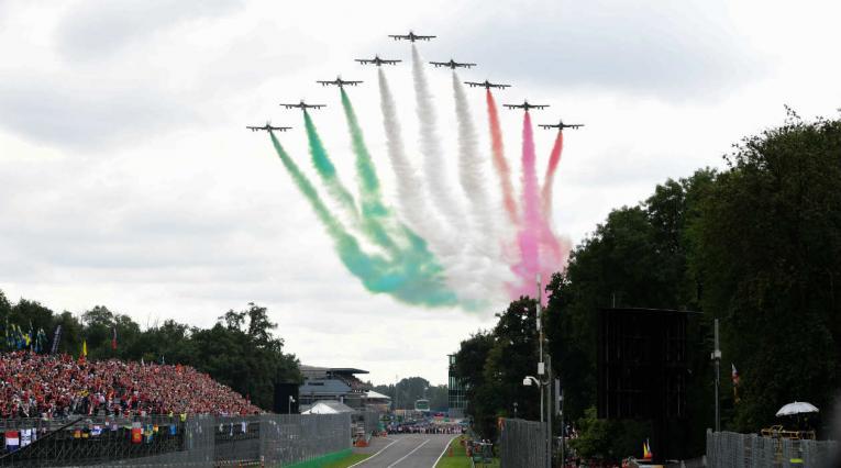 Monza - Gran Premio de Estados Unidos