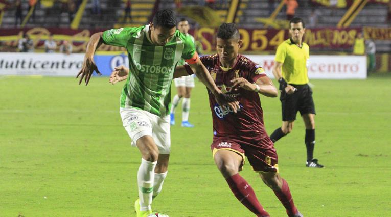 Atlético Nacional vs Deportes Tolima - Copa Águila 2019