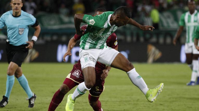Atlético Nacional vs Deportes Tolima