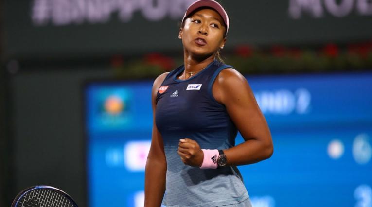 Naomi Osaka cayó eliminada en el US Open