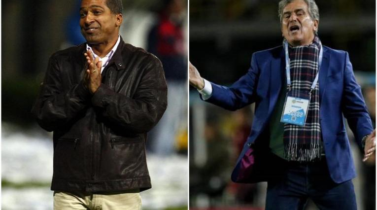 Alexis García y Jorge Luis Pinto