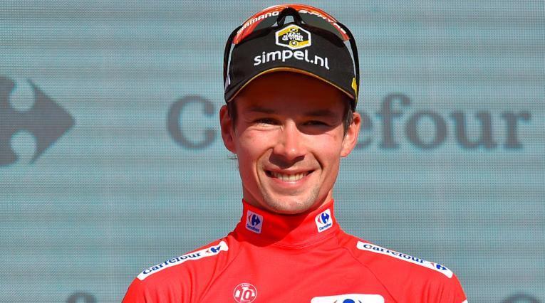 Primoz Roglic, Vuelta a España