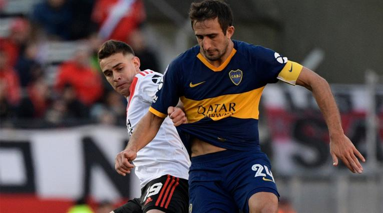 River Plate, Boca Juniors, Superliga argentina