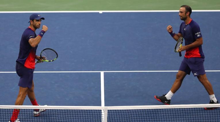 Robert Farah y Juan Sebastián Cabal- US Open