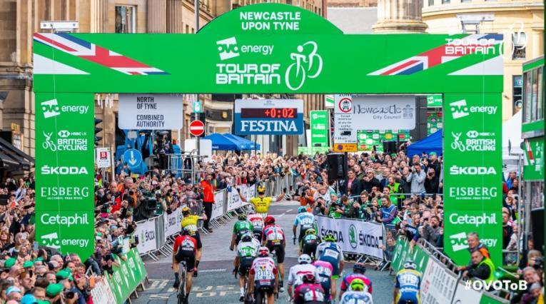 Tour de Gran Bretaña, etapa 3
