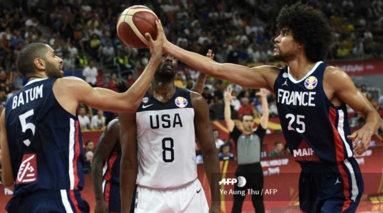 Selección de Estados Unidos de Baloncesto