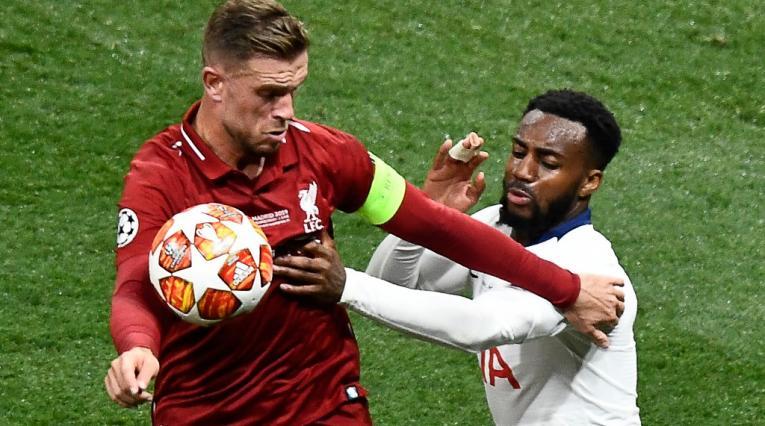 Liverpool vs Tottenham, Premier League