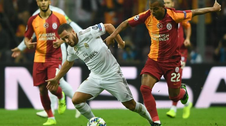 Real Madrid vs Galatasaray, Champions League
