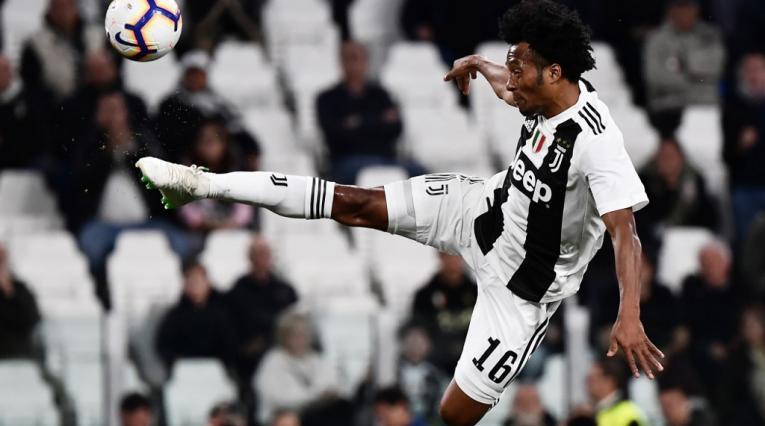 Juan Guillermo Cuadrado, Juventus