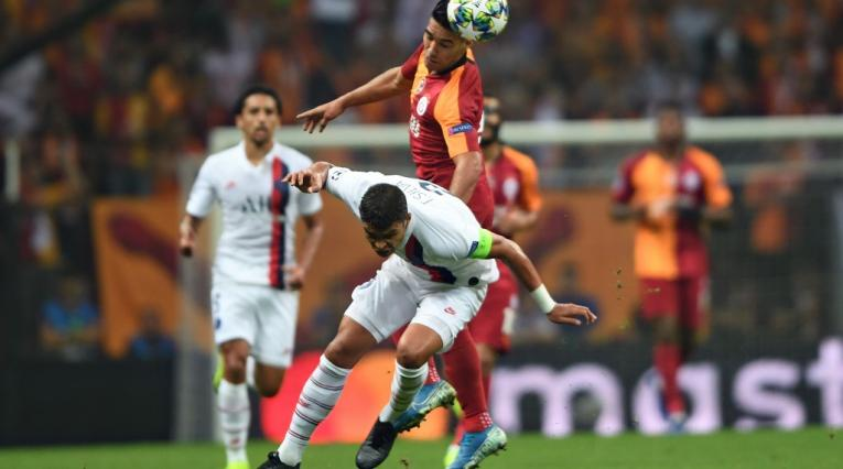 Galatasaray vs PSG - Falcao García