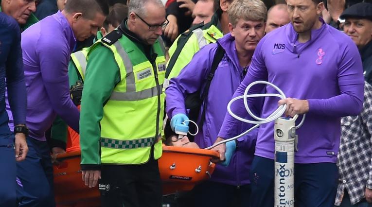 Hugo Lloris prendió las alarmas en Tottenham