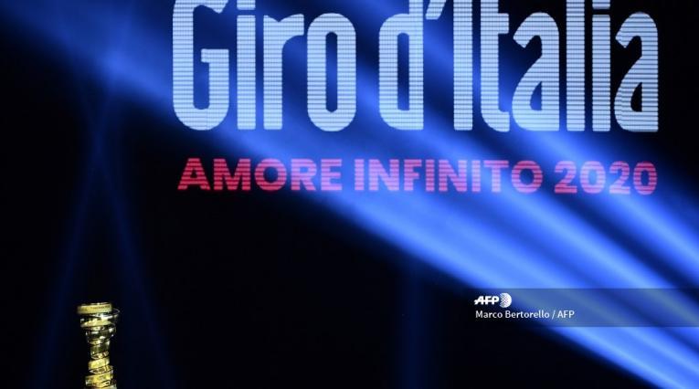 Giro de Italia 2020 - presentación oficial