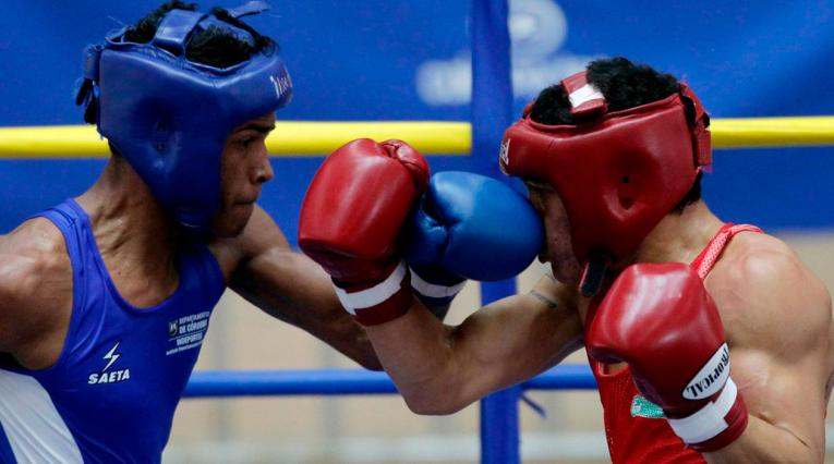 Juegos Nacionales, Boxeo