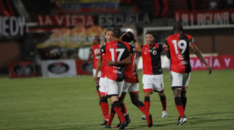 Cúcuta vs Patriotas, Liga Águila
