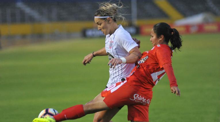 América - Copa Libertadores femenina