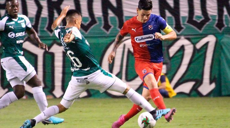 Deportivo Cali vs Medellín, Copa Águila