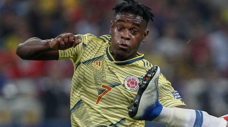 Duván Zapata, Selección Colombia