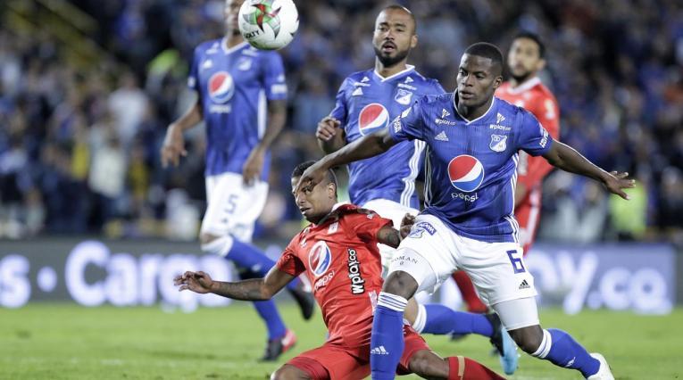 Millonarios vs América - Liga Águila II 2019