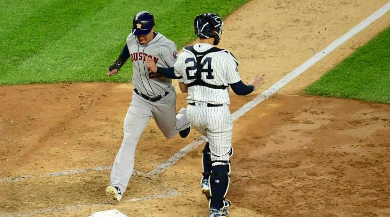Yankees Vs. Astros