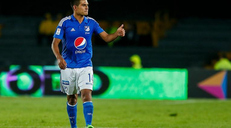 David Macalister Silva - Millonarios