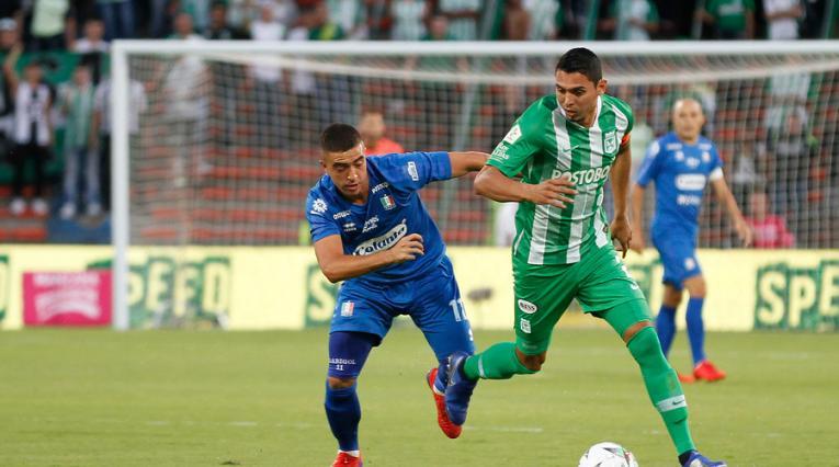 Nacional vs Once Caldas - Liga Águila